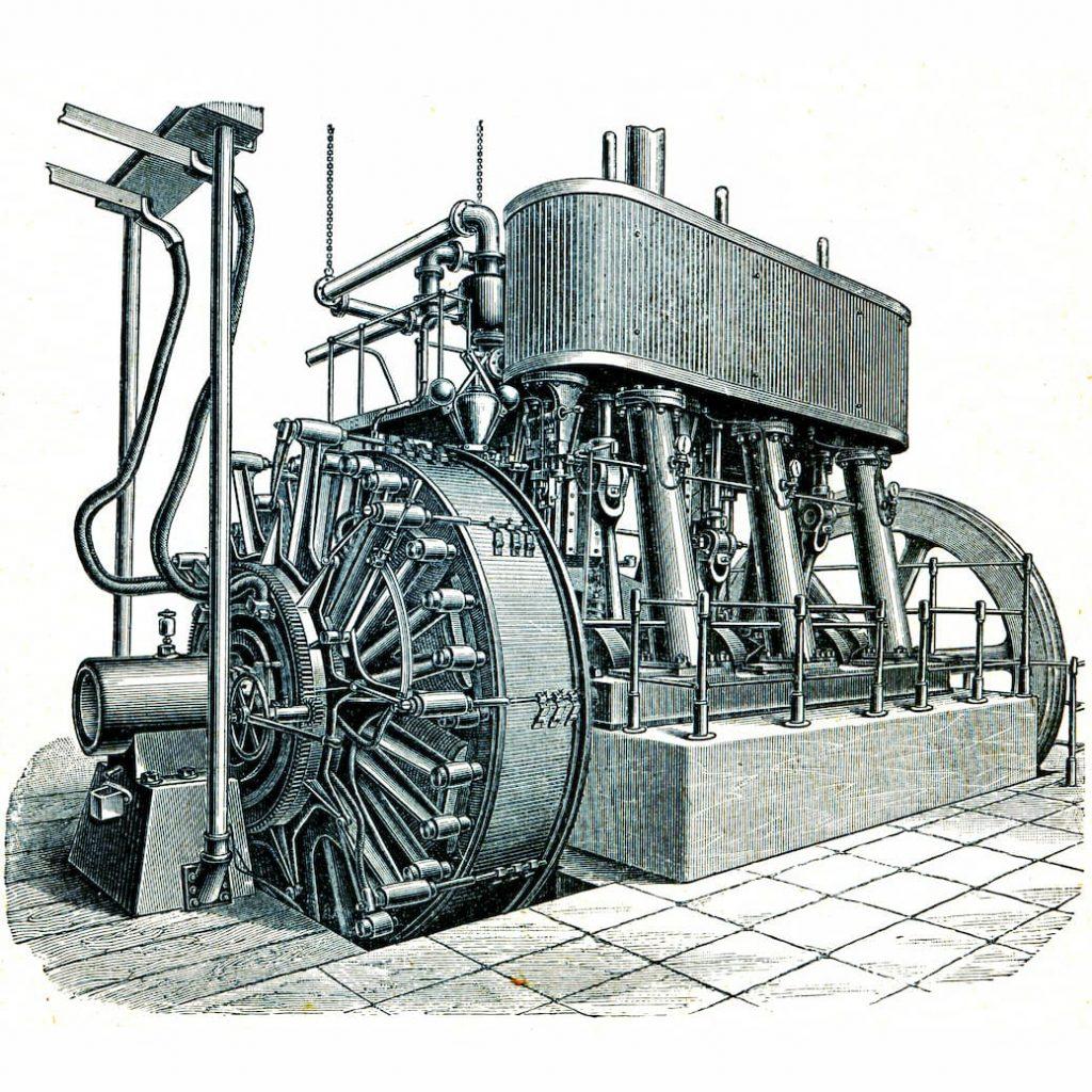 örgü makinesi tarihçesi